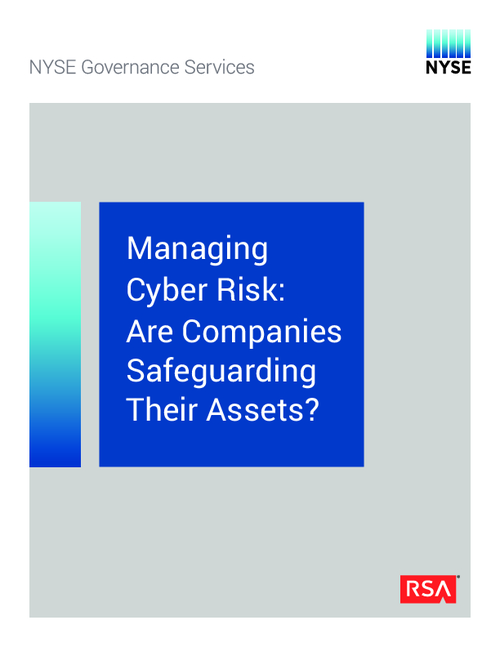 Managing Cyber Risk: Are Companies Safeguarding Their Assets?