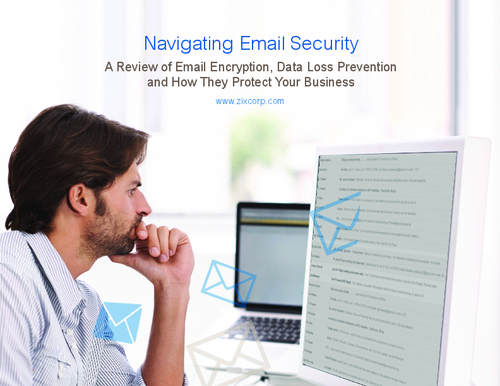Navigating Email Security: How Encryption and Data Loss Prevention Protect Your Business