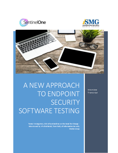 A New Approach to Endpoint Security Software Testing