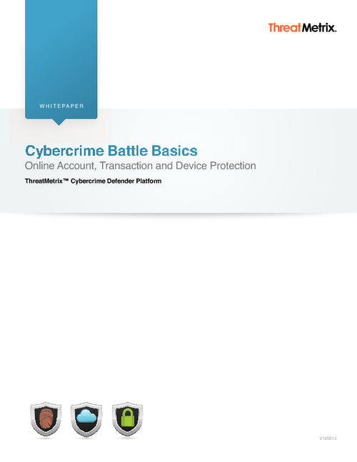 The New Cybercrime Battle Basics: Learn to Defend Your Company from New Online Fraud Threats