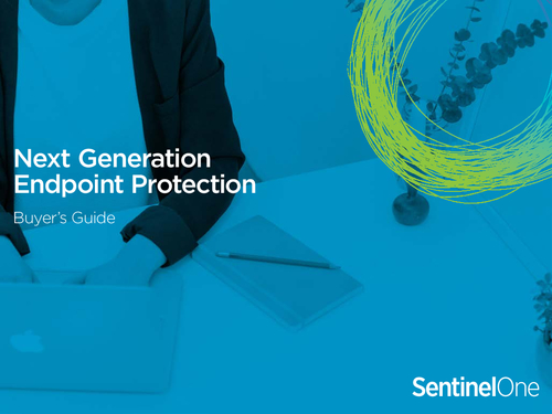 Next Generation Endpoint Protection Buyer's Guide