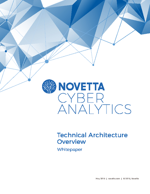 Novetta Cyber Analytics - Technical Architecture Overview
