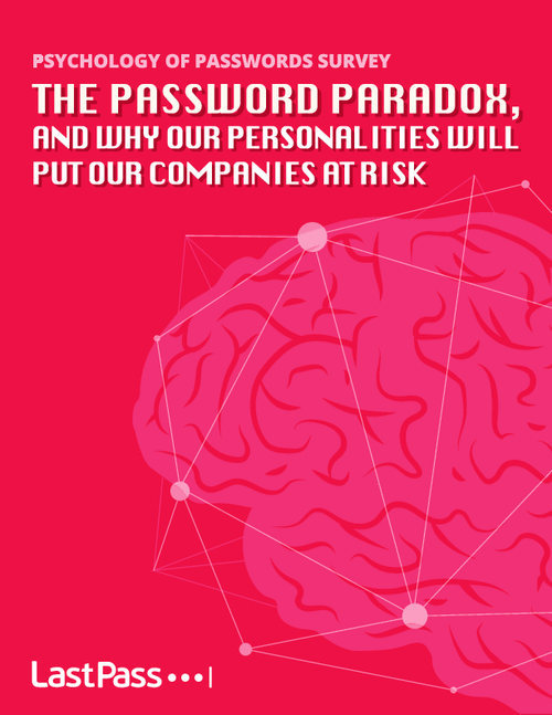 The Password Paradox
