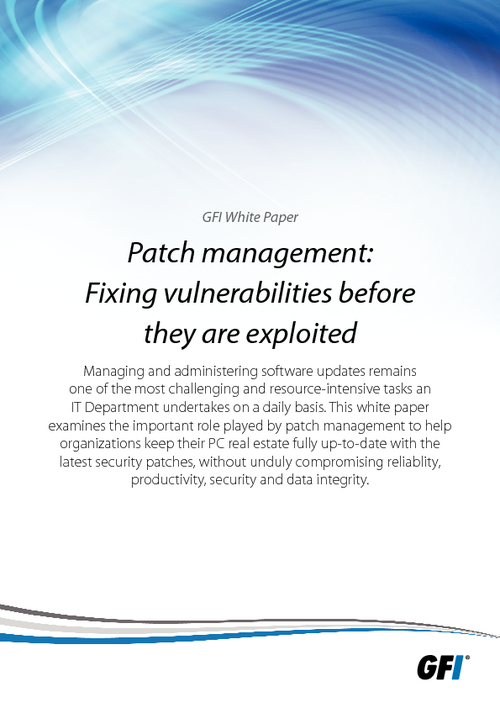 Patch Management 101: How to Prevent High-Risk Security Breaches
