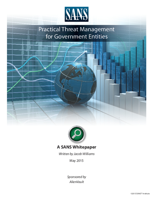 Practical Threat Management for Government Entities