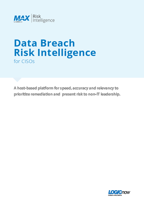 Data Breach Risk Intelligence