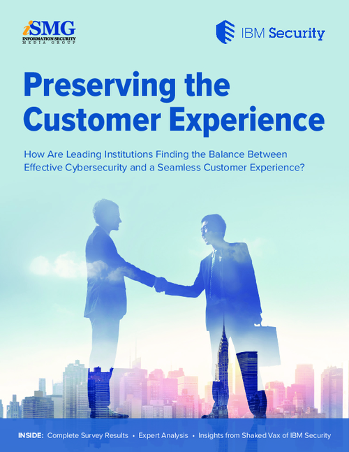 Preserving the Customer Experience: Survey Results