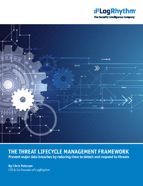 Defining a Framework for Threat Lifecycle Management