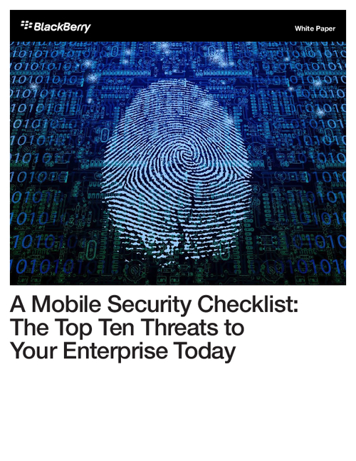 Protect Your Organization, Employes and Customers from the Top Ten Threats