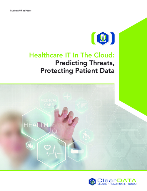 Protect Your Patient Data While Predicting Threats