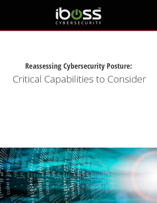 Reassessing Cybersecurity Posture