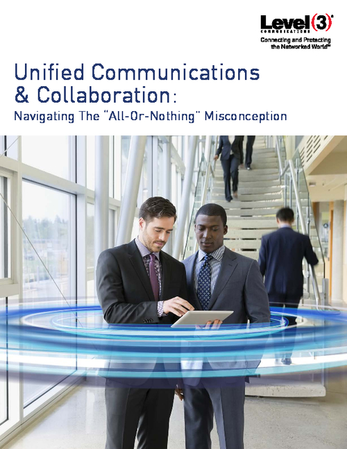 Seamlessly Integrate Communication Lines with Unified Communications & Collaboration (UC&C)
