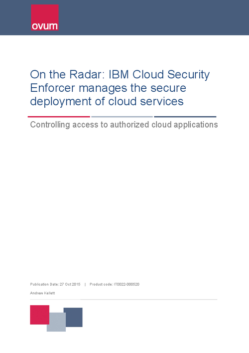 Controlling Access to Authorized Cloud Applications
