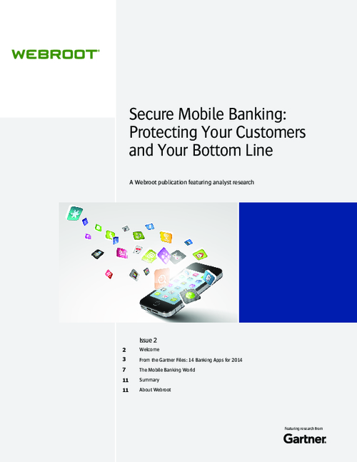 Secure Mobile Banking: Protecting Your Customers and Your Bottom Line
