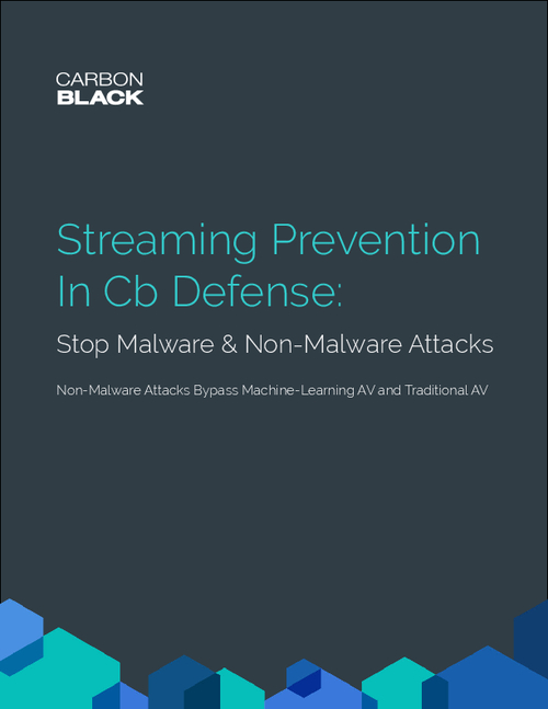 Stop Malware & Non-Malware Attacks