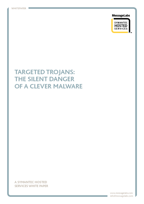 Targeted Trojans: The Silent Danger of a Clever Malware