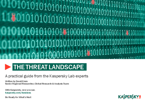 The Threat Landscape