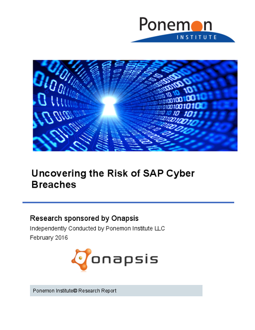 Uncovering the Risk of SAP Cyber Breaches