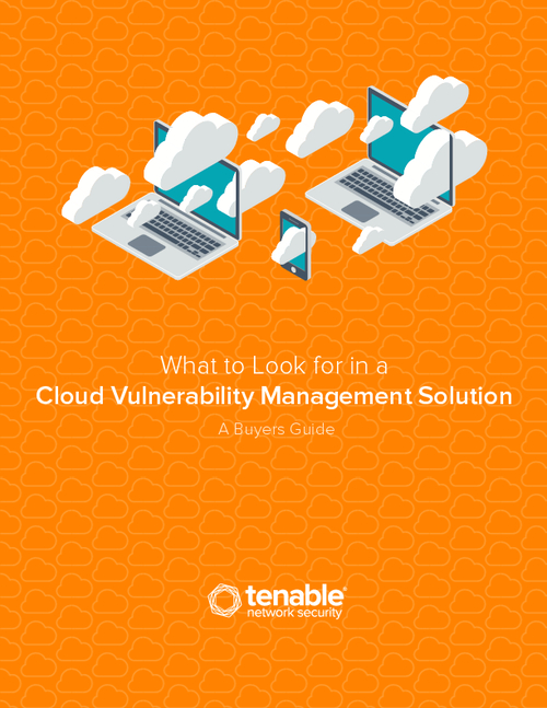 What to Look for in a Cloud Vulnerability Management Solution