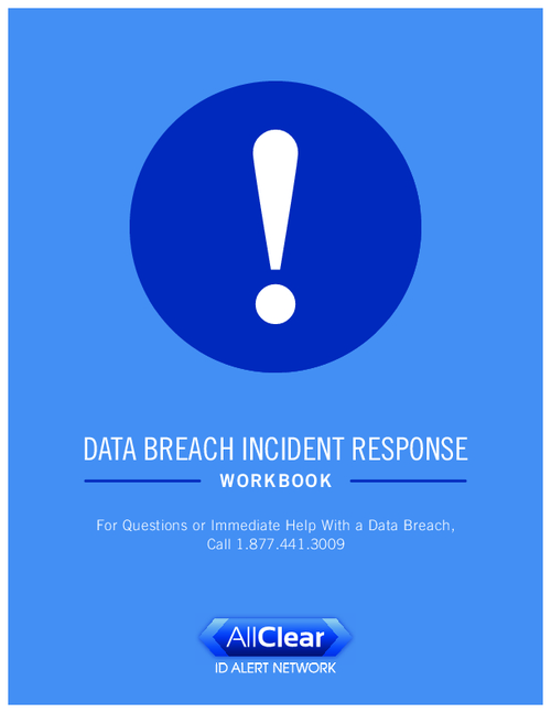 Without a Plan, You Plan to Fail; Anticipating a Data Breach