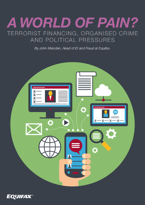 A World of Pain: Terrorist Financing, Organised Crime, and Political Pressures